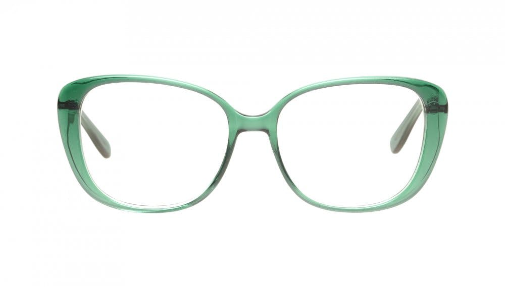 Affordable Fashion Glasses Square Eyeglasses Women Japonisme Sencha Front