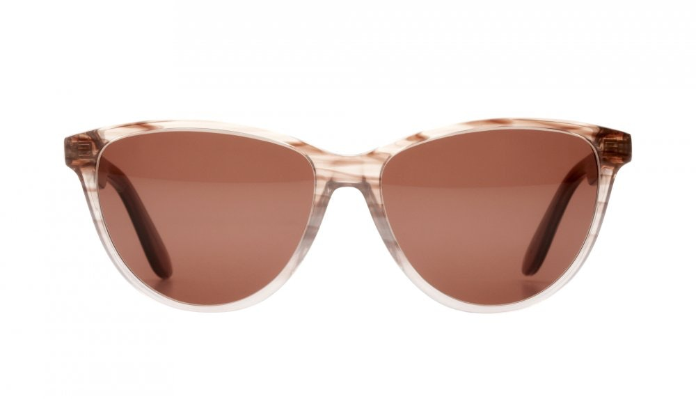 Affordable Fashion Glasses Cat Eye Sunglasses Women Twinkle Toes Crystal Sand Front