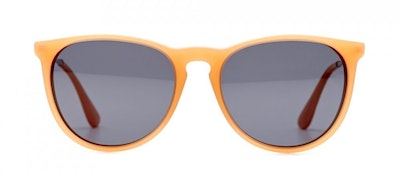 Affordable Fashion Glasses Round Sunglasses Women Montauk Frosted Sun Front