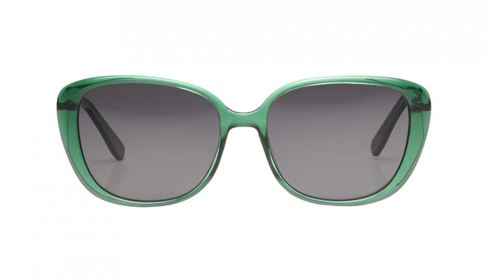 Affordable Fashion Glasses Square Sunglasses Women Japonisme Sencha Front