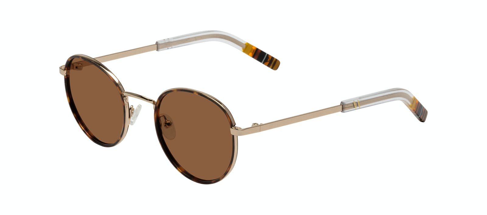 3307cbd82b8 Affordable Fashion Glasses Round Sunglasses Men Reach Tortoise Tilt