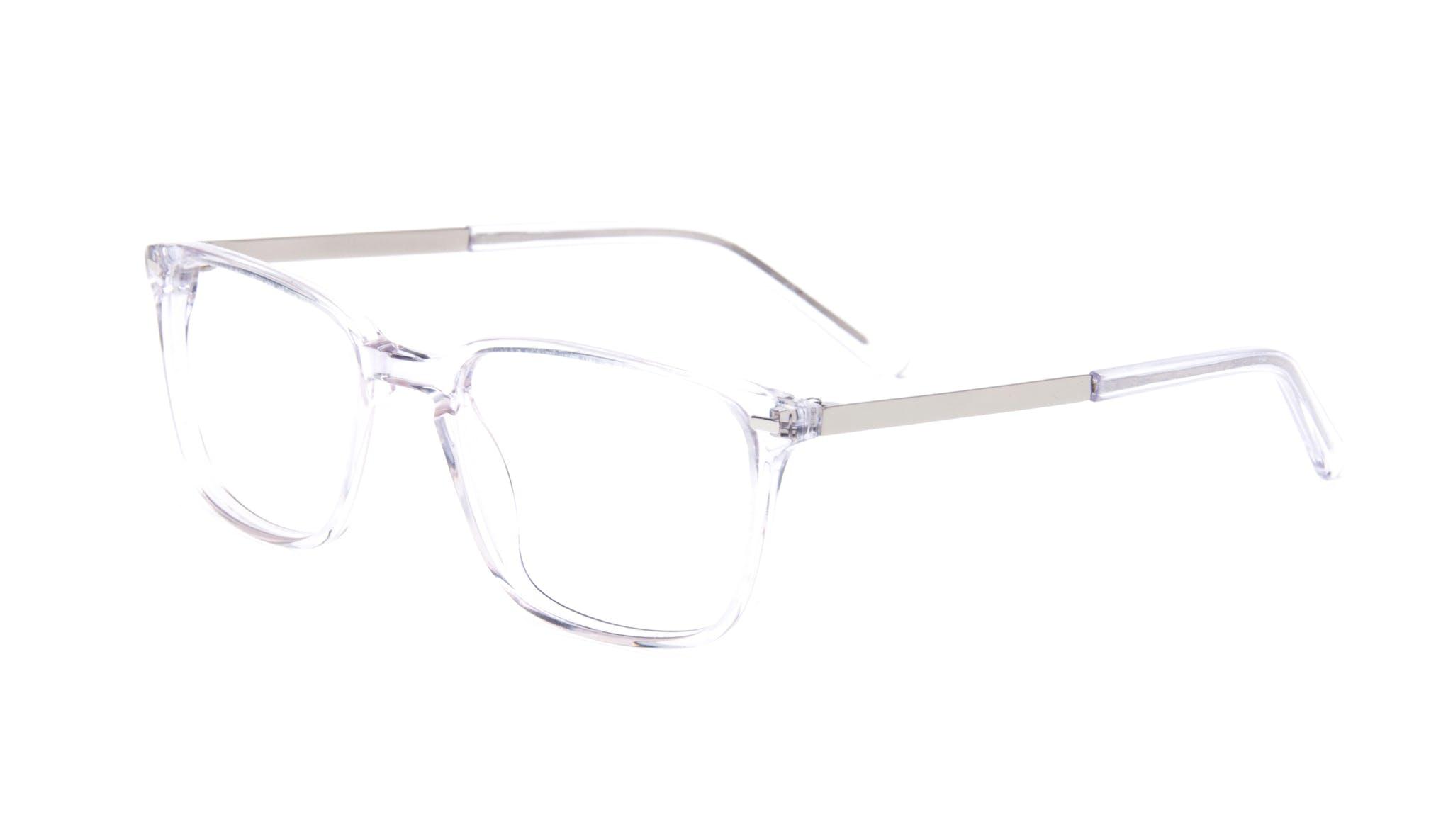 Affordable Fashion Glasses Rectangle Eyeglasses Men Sharp Diamond Tilt