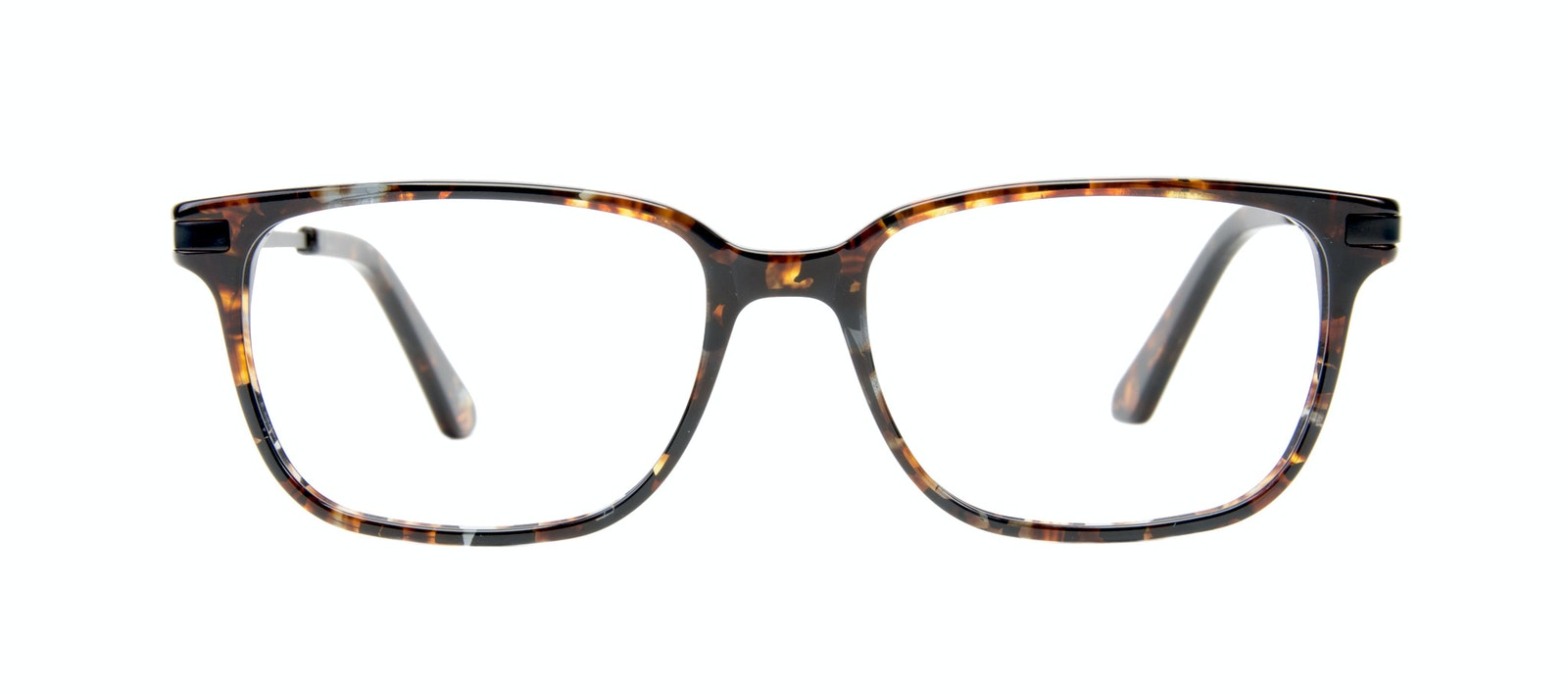 Affordable Fashion Glasses Rectangle Eyeglasses Men Trade Mahogany Front
