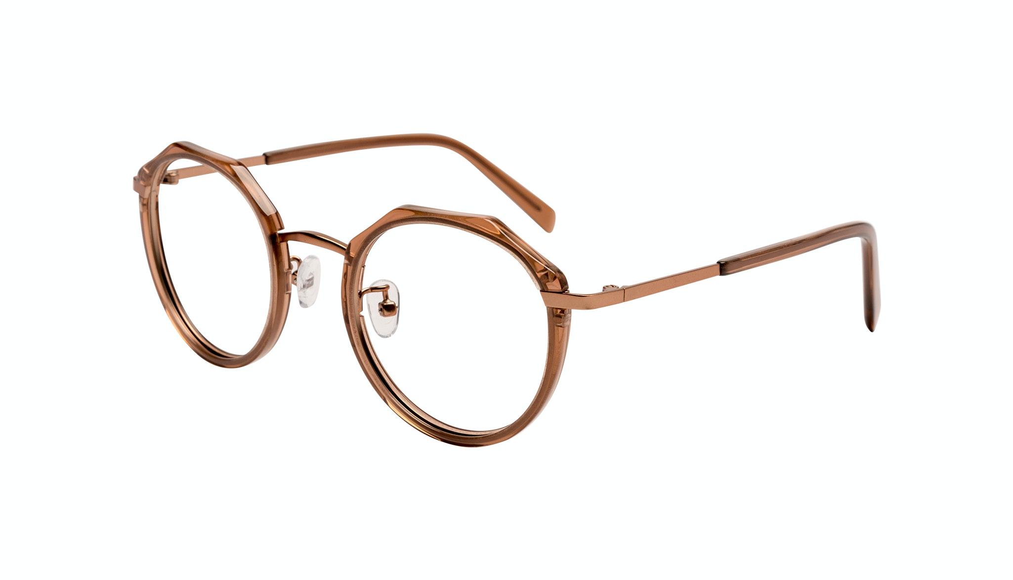 Affordable Fashion Glasses Round Eyeglasses Women Womance Jules Tilt